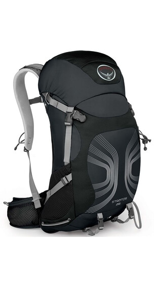 Osprey M's Stratos 26 Anthracite Black